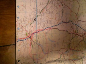 Optimisticly highlighted in pink - the road to SHAP
