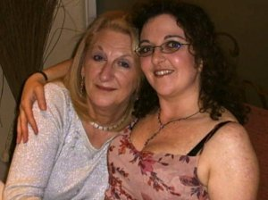 Me and my gorgeous mama