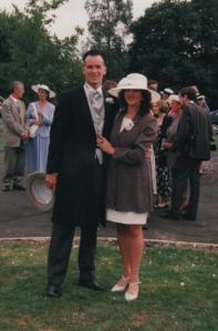 Julie and Neils Wedding -Rayleigh Methodist Church