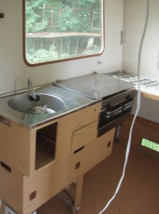 kitchenette - no ideas spring to mind yet, give it time