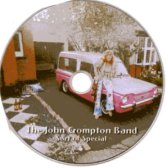 Sort of Special - by 'The John Crompton Band' CD cover