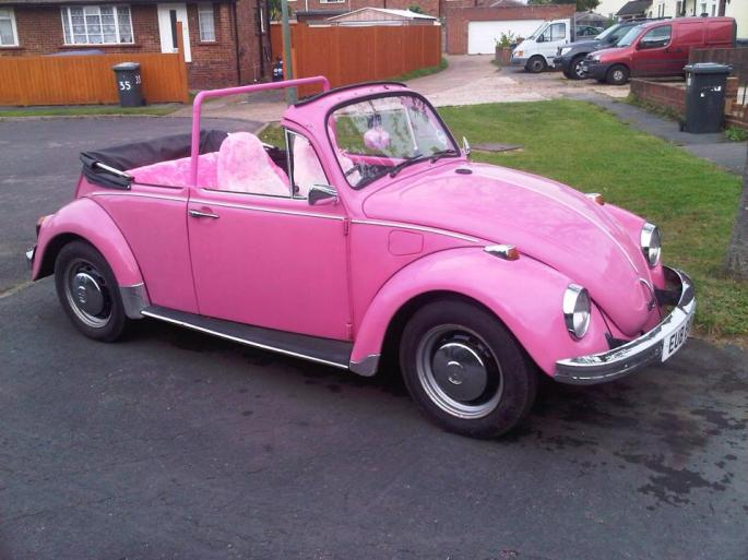 Bubble (aged 43) will be driven by Pinkie, Jane Sutton and codriver/ mechanic hubby will be on hand in case of emergency