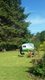 one day my little caravan will be an outdoor studio