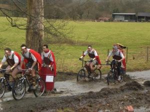 mountain bike chariot racing llanwrtyd wells green events