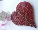 rippling heart