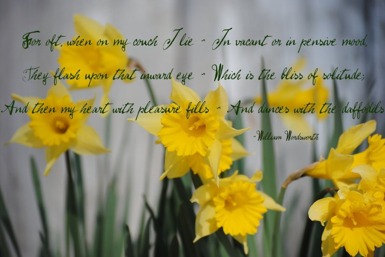 Daffodils - Wordsworth