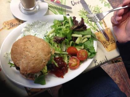 herb garden food