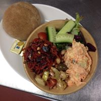 herbgarden salad bowl